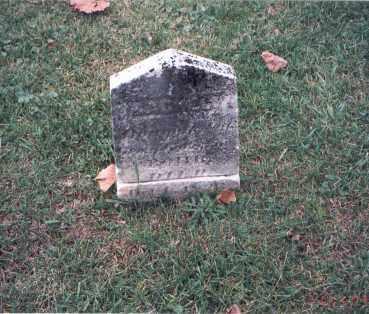 ROHR, RACHEL; - Franklin County, Ohio | RACHEL; ROHR - Ohio Gravestone Photos