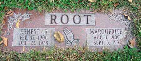 ROOT, ERNEST R. - Franklin County, Ohio | ERNEST R. ROOT - Ohio Gravestone Photos