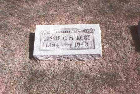 ROOT, JESSIE C. M. - Franklin County, Ohio | JESSIE C. M. ROOT - Ohio Gravestone Photos