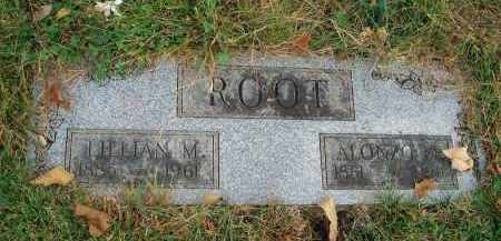 ROOT, ALONZO M. - Franklin County, Ohio | ALONZO M. ROOT - Ohio Gravestone Photos