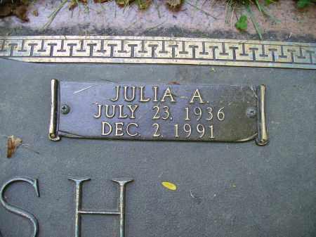 ROUSH, JULIA A.  CLOSEVIEW - Franklin County, Ohio   JULIA A.  CLOSEVIEW ROUSH - Ohio Gravestone Photos