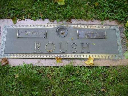 ROUSH, JULIA A. - Franklin County, Ohio | JULIA A. ROUSH - Ohio Gravestone Photos