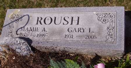 ROUSH, GARY LEE - Franklin County, Ohio | GARY LEE ROUSH - Ohio Gravestone Photos