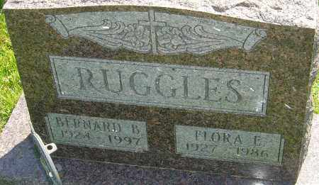RUGGLES, FLORA E - Franklin County, Ohio | FLORA E RUGGLES - Ohio Gravestone Photos