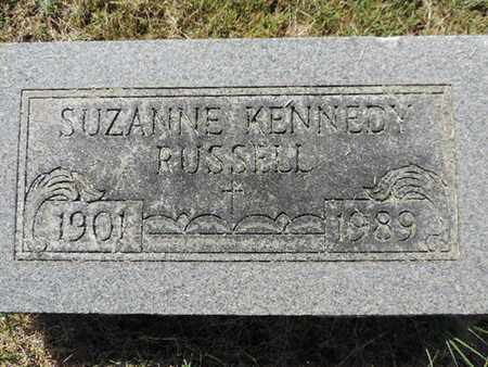 RUSSELL, SUZANNE - Franklin County, Ohio | SUZANNE RUSSELL - Ohio Gravestone Photos
