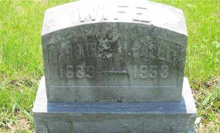 SALLEE, MARGARET M. - Franklin County, Ohio | MARGARET M. SALLEE - Ohio Gravestone Photos