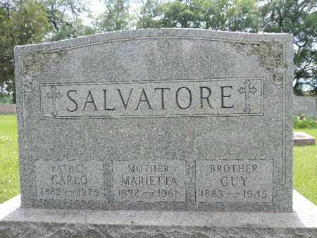 SALVATORE, CARLO - Franklin County, Ohio | CARLO SALVATORE - Ohio Gravestone Photos