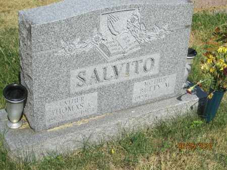 SALVITO, THOMAS C - Franklin County, Ohio | THOMAS C SALVITO - Ohio Gravestone Photos