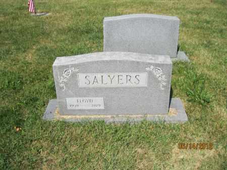 SALYERS, FLOYD - Franklin County, Ohio | FLOYD SALYERS - Ohio Gravestone Photos