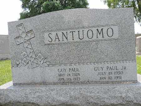SANTUOMO, GUY PAUL - Franklin County, Ohio | GUY PAUL SANTUOMO - Ohio Gravestone Photos