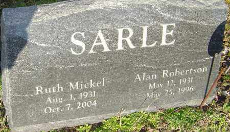 MICKEL SARLE, RUTH - Franklin County, Ohio | RUTH MICKEL SARLE - Ohio Gravestone Photos
