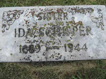 SCHIPPER, IDA - Franklin County, Ohio | IDA SCHIPPER - Ohio Gravestone Photos