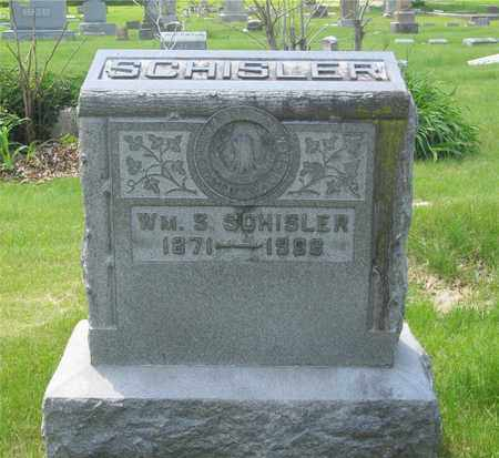 SCHISLER, WM. S. - Franklin County, Ohio | WM. S. SCHISLER - Ohio Gravestone Photos