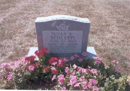 SCHLEPPI, SUSAN K. - Franklin County, Ohio | SUSAN K. SCHLEPPI - Ohio Gravestone Photos