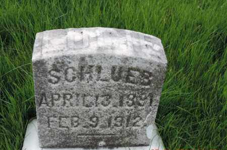 SCHLUES, LUCIE - Franklin County, Ohio | LUCIE SCHLUES - Ohio Gravestone Photos