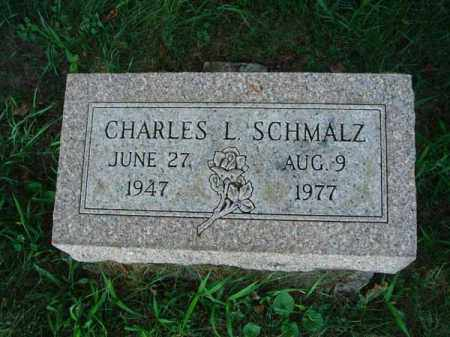 SCHMALZ, CHARLES L. - Franklin County, Ohio | CHARLES L. SCHMALZ - Ohio Gravestone Photos