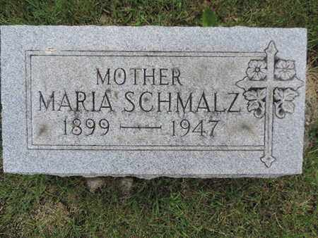 SCHMALZ, MARIA - Franklin County, Ohio | MARIA SCHMALZ - Ohio Gravestone Photos
