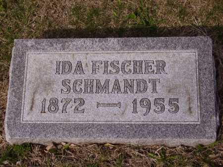 FISHER SCHMANDT, IDA - Franklin County, Ohio | IDA FISHER SCHMANDT - Ohio Gravestone Photos