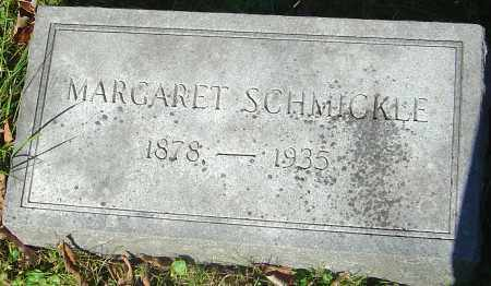 WILLIAMS SCHMICKLE, MARGARET - Franklin County, Ohio | MARGARET WILLIAMS SCHMICKLE - Ohio Gravestone Photos