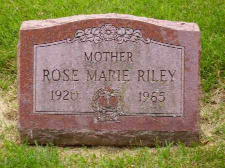 RILEY SCHUMAKER, ROSE MARIE - Franklin County, Ohio | ROSE MARIE RILEY SCHUMAKER - Ohio Gravestone Photos