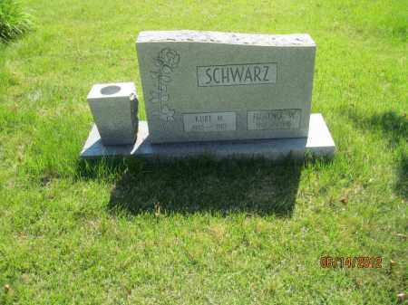 SCHWARZ, KURT MAX - Franklin County, Ohio | KURT MAX SCHWARZ - Ohio Gravestone Photos