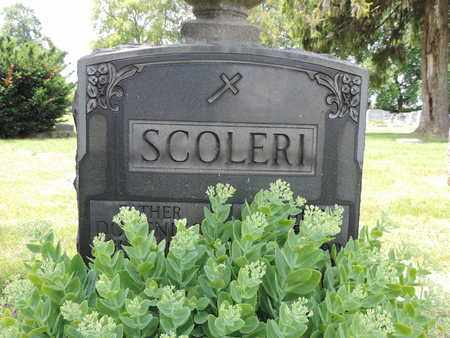 SCOLERI, DOMENICO - Franklin County, Ohio | DOMENICO SCOLERI - Ohio Gravestone Photos