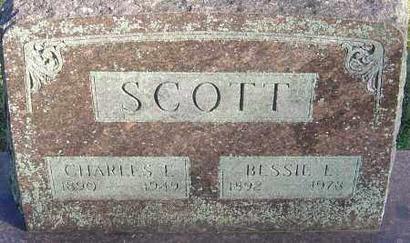 SCOTT, BESSIE E - Franklin County, Ohio | BESSIE E SCOTT - Ohio Gravestone Photos