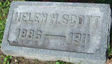 SCOTT, HELEN HELENA - Franklin County, Ohio | HELEN HELENA SCOTT - Ohio Gravestone Photos