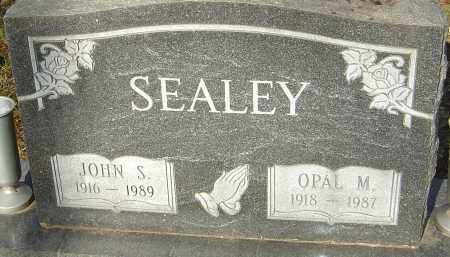 SEALEY, OPAL - Franklin County, Ohio | OPAL SEALEY - Ohio Gravestone Photos