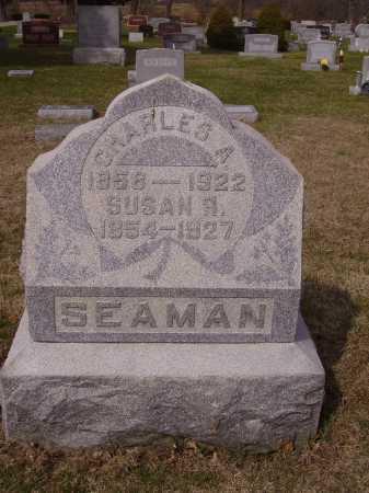 SEAMAN, CHARLES A. - Franklin County, Ohio | CHARLES A. SEAMAN - Ohio Gravestone Photos