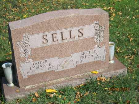 SELLS, FREDA ARILLA - Franklin County, Ohio | FREDA ARILLA SELLS - Ohio Gravestone Photos