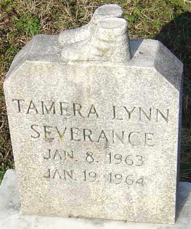 SEVERANCE, TAMERA LYNN - Franklin County, Ohio | TAMERA LYNN SEVERANCE - Ohio Gravestone Photos