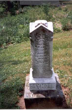 SEYMOUR, PEARL - Franklin County, Ohio | PEARL SEYMOUR - Ohio Gravestone Photos