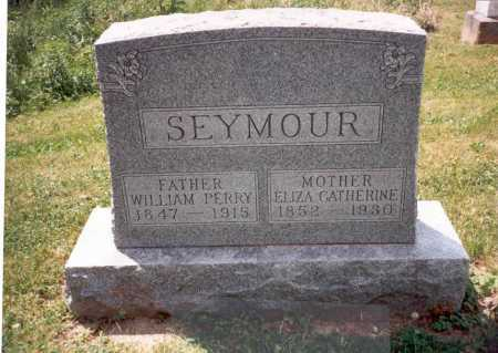 SEYMOUR, ELIZA CATHERINE - Franklin County, Ohio | ELIZA CATHERINE SEYMOUR - Ohio Gravestone Photos