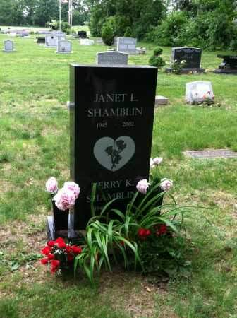 MCCULTY SHAMBLIN, JANET - Franklin County, Ohio | JANET MCCULTY SHAMBLIN - Ohio Gravestone Photos