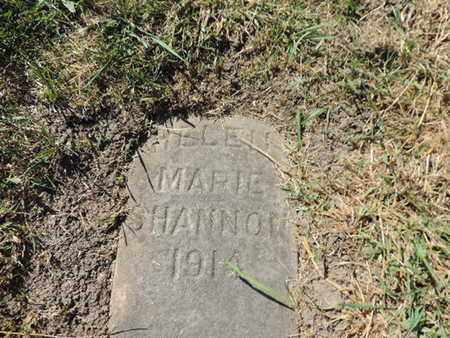 SHANNON, HELEN MARIE - Franklin County, Ohio | HELEN MARIE SHANNON - Ohio Gravestone Photos