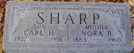 SHARP, CARL H - Franklin County, Ohio | CARL H SHARP - Ohio Gravestone Photos