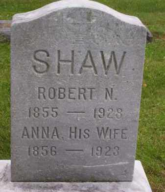 SHAW, ROBERT N. - Franklin County, Ohio | ROBERT N. SHAW - Ohio Gravestone Photos