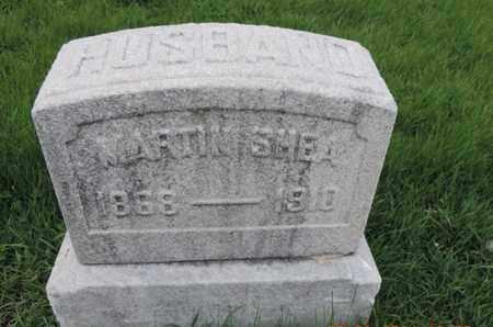 SHEA, MARTIN - Franklin County, Ohio | MARTIN SHEA - Ohio Gravestone Photos