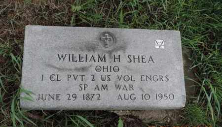 SHEA, WILLIAM H - Franklin County, Ohio | WILLIAM H SHEA - Ohio Gravestone Photos