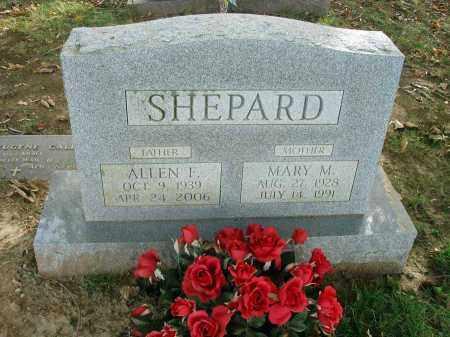 SHEPARD, ALLEN F. - Franklin County, Ohio | ALLEN F. SHEPARD - Ohio Gravestone Photos