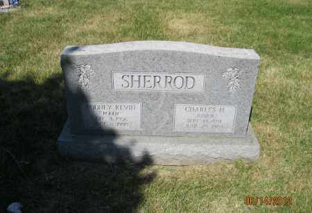"SHERROD, CHARLES ""JUNIOR"" HALFORD - Franklin County, Ohio 