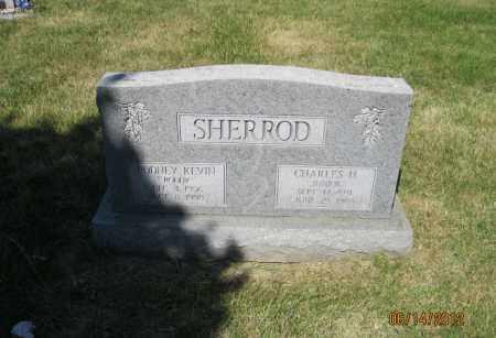 "SHERROD, RODNEY ""RODDY"" KEVIN - Franklin County, Ohio | RODNEY ""RODDY"" KEVIN SHERROD - Ohio Gravestone Photos"