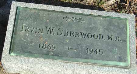 SHERWOOD, IRVIN W - Franklin County, Ohio | IRVIN W SHERWOOD - Ohio Gravestone Photos