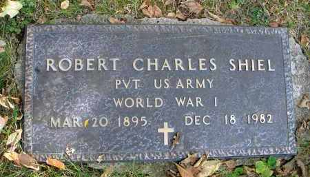 SHIEL, ROBERT CHARLES - Franklin County, Ohio | ROBERT CHARLES SHIEL - Ohio Gravestone Photos