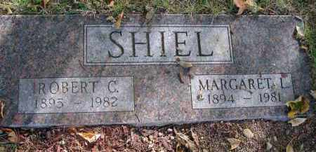 SHIEL, MARGARET L. - Franklin County, Ohio | MARGARET L. SHIEL - Ohio Gravestone Photos
