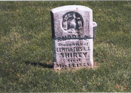 SHIREY, RHODA E. - Franklin County, Ohio | RHODA E. SHIREY - Ohio Gravestone Photos
