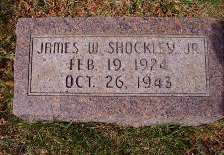 SHOCKLEY, JAMES W., JR - Franklin County, Ohio | JAMES W., JR SHOCKLEY - Ohio Gravestone Photos