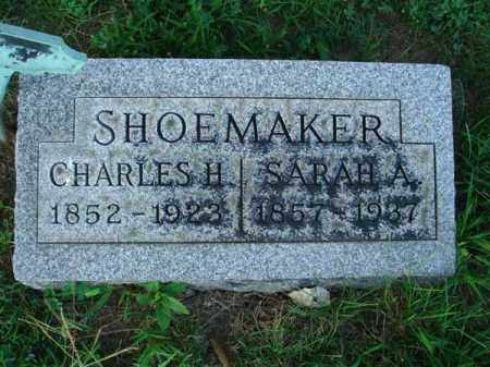 SHOEMAKER, SARAH A. - Franklin County, Ohio | SARAH A. SHOEMAKER - Ohio Gravestone Photos
