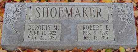 SHOEMAKER, DOROTHY M - Franklin County, Ohio | DOROTHY M SHOEMAKER - Ohio Gravestone Photos